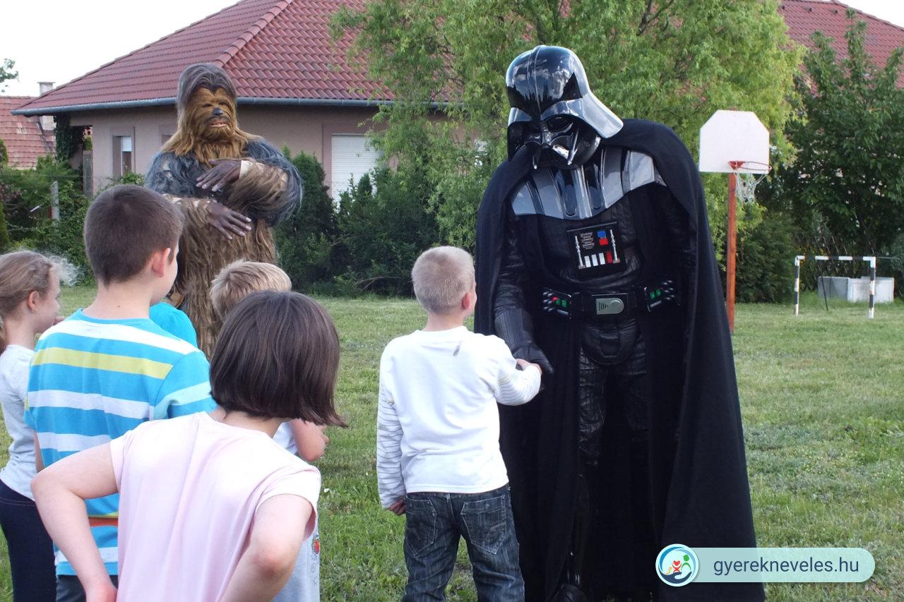 Agresszív a gyerekem! – Háttér