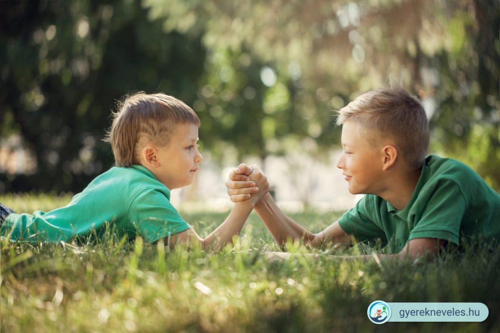 Bántják egymást a testvérek? A testvér bántalmazás sok keserűség forrása a szülőnek is.