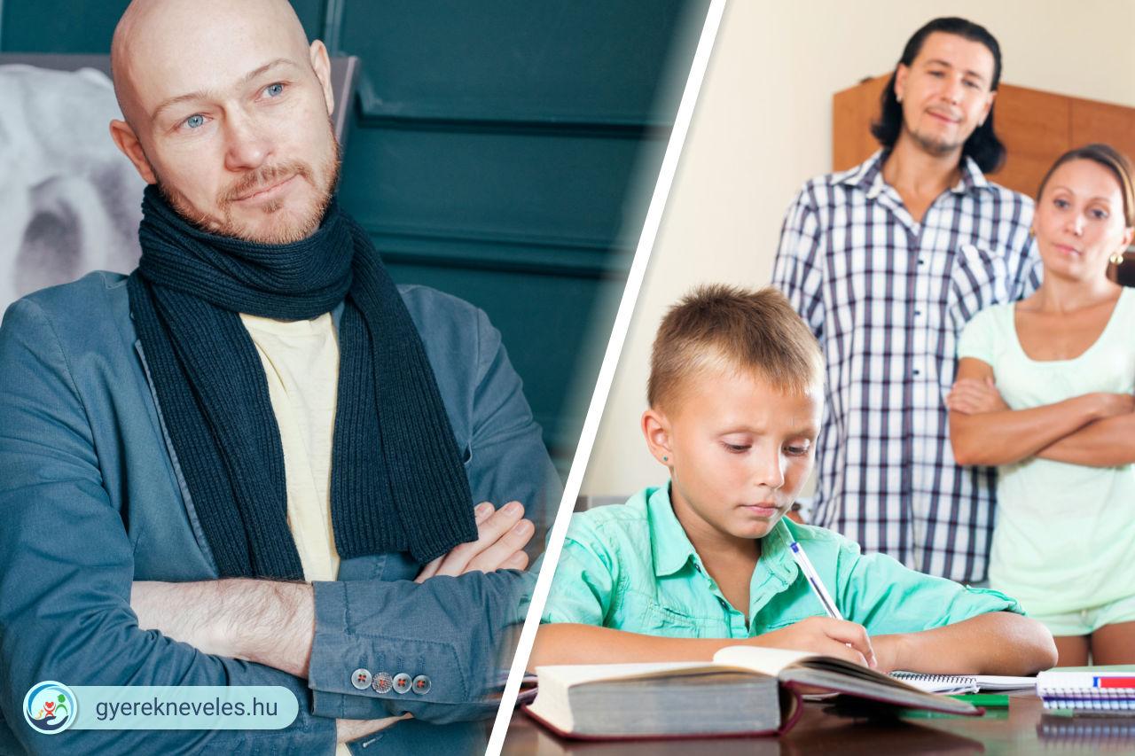 A tanár szövetségese a szülő - gyereknevelés - Novák Ferenc