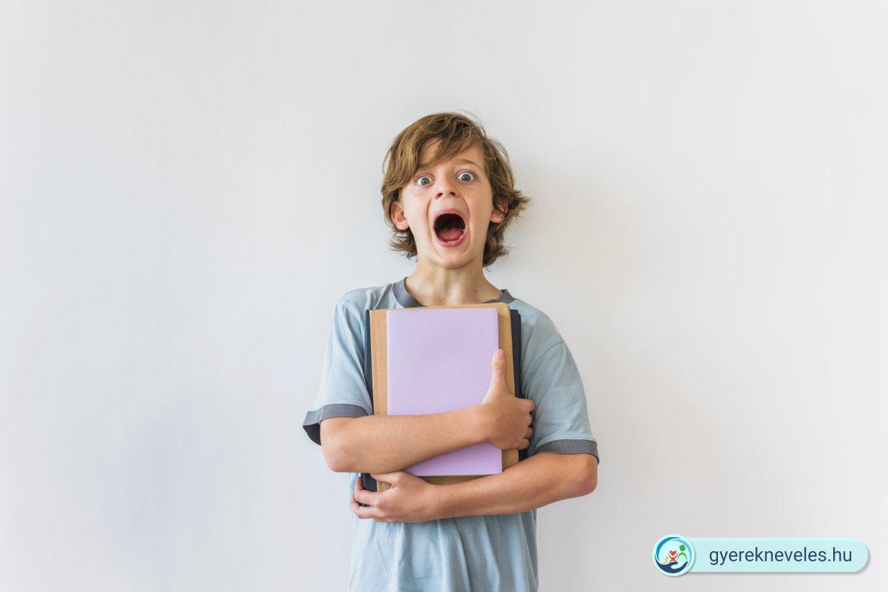 Harcban az osztályfőnökkel - Gyereknevelés