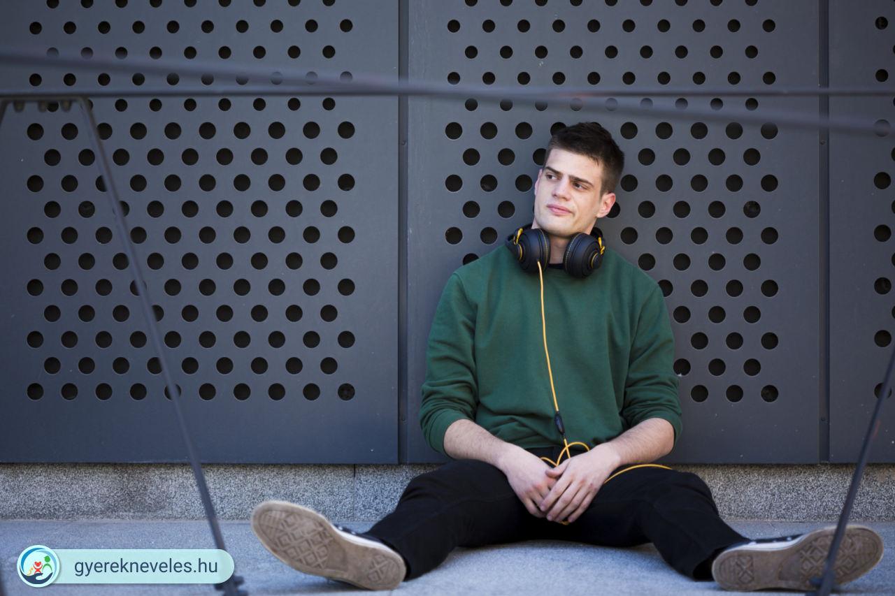 Tinédzserek motivációs válságban - Novák Ferenc
