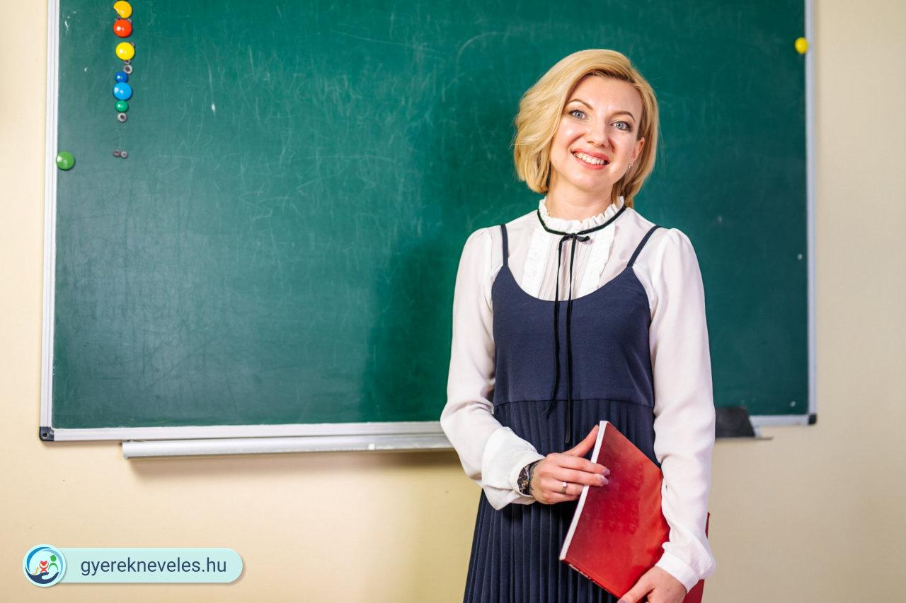 A tanár karaktere