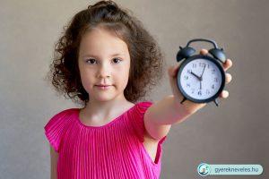 Jövő időnk a Gyerek