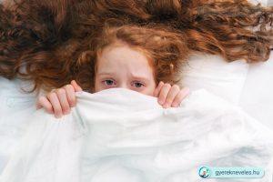 Rosszat álmodik a gyerek