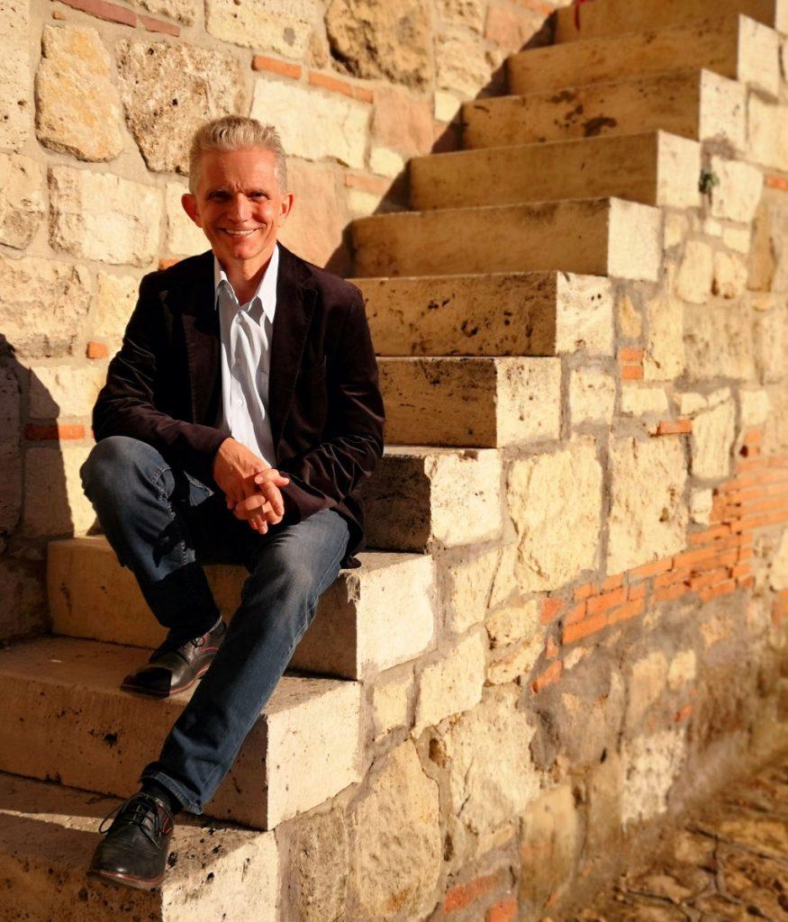 Novák Ferenc tanár, aki társ a gyereknevelésben