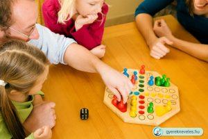 Hányas fokozaton játszunk a gyerekkel?