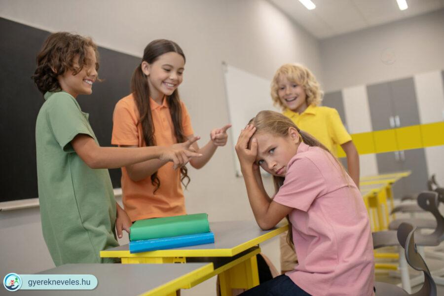 Bullying – Készítsd fel a gyereket!