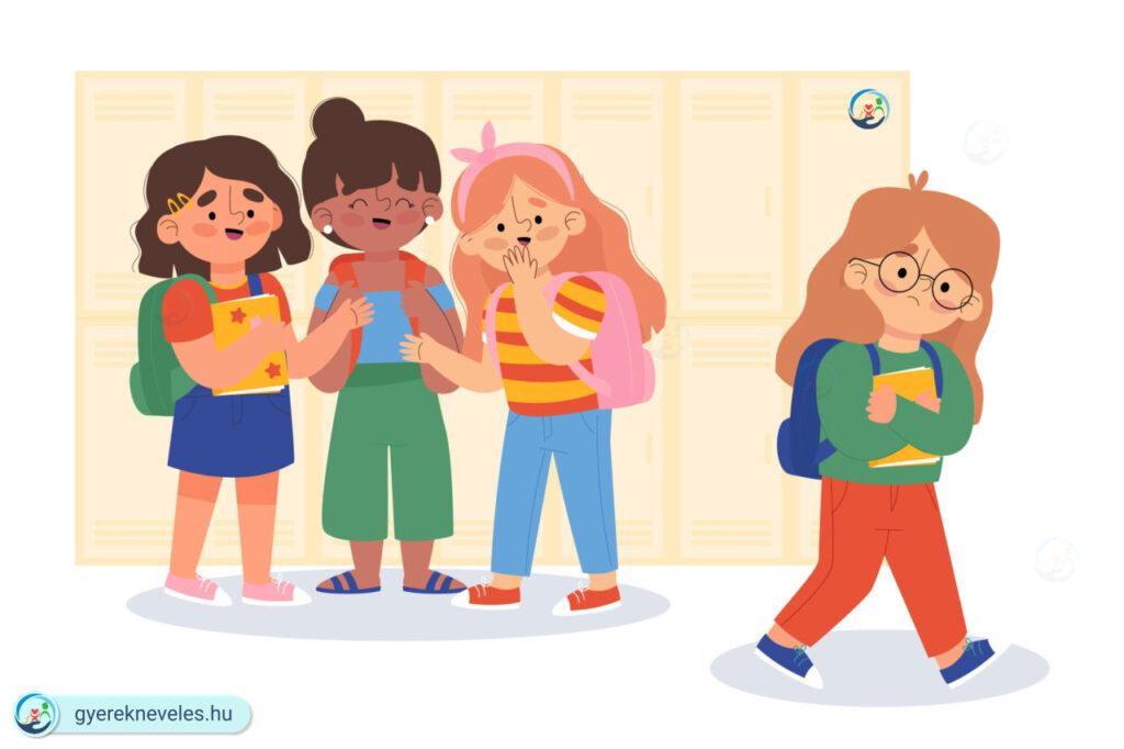A gyermeknevelés felelősségteljes része, hogy felkészítsük a gyereket a bullying kivédésére. - Novák Ferenc írása