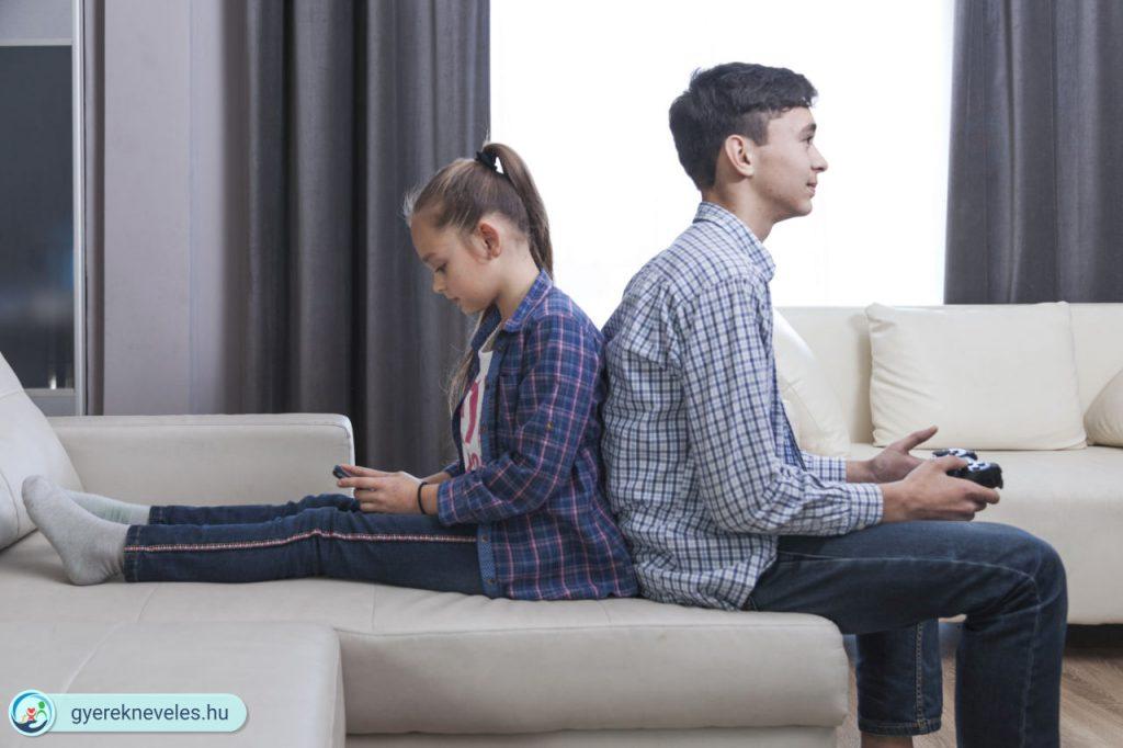 A számítógép-függőség csökkentése 10-12 éves korban - Novák Ferenc a gyereknevelésről