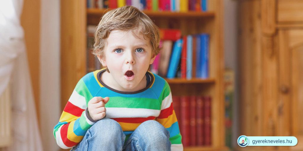 Csúnya beszéd és gyereknevelés