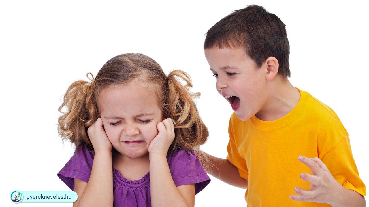 Veszekednek a testvérek - Gyereknevelés