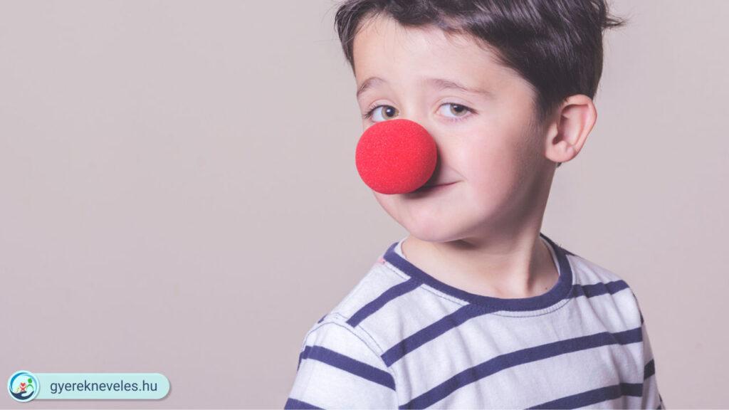 Az osztály bohóca 4 - Gyereknevelés - https://www.gyerekneveles.hu