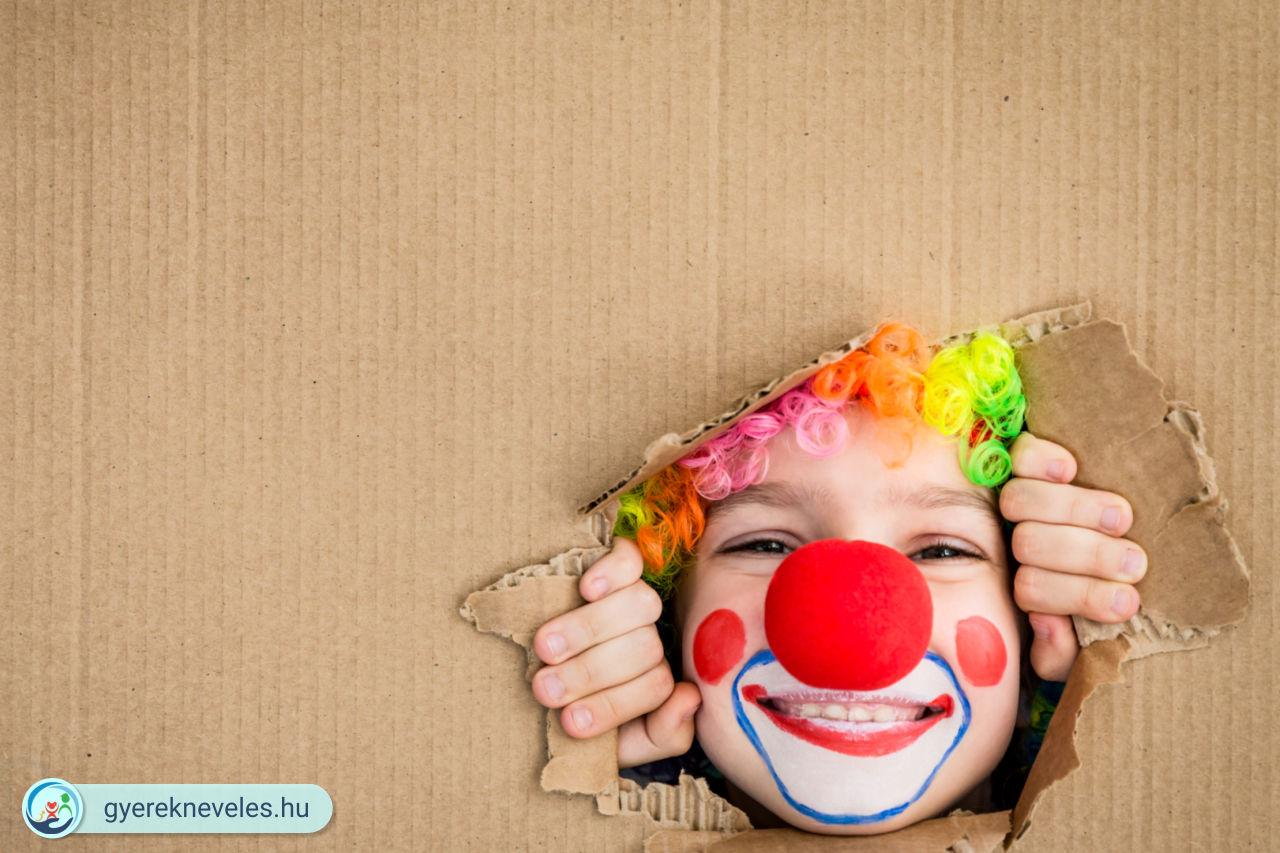 Az osztály bohóca - Gyereknevelés