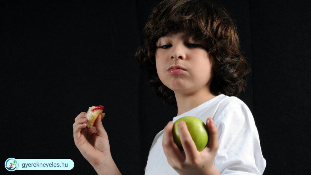 Nem eszik a gyerek - Gyereknevelés - https://www.gyerekneveles.hu