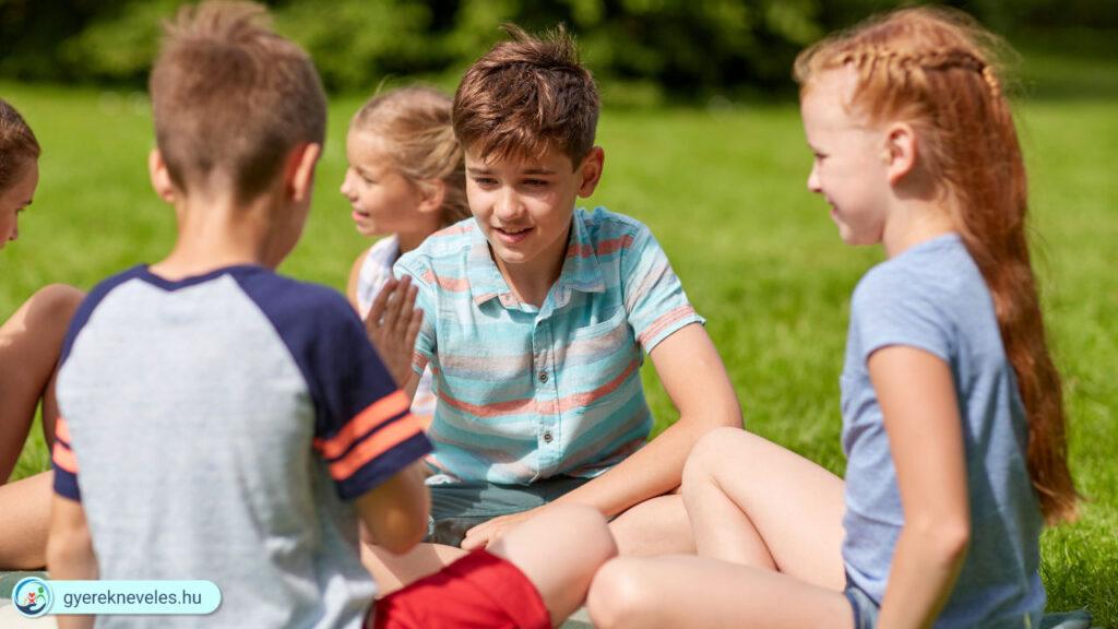 Miért nincsenek a gyereknek barátai 2 - Gyereknevelés