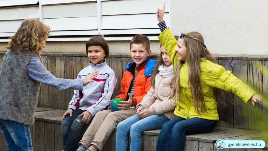 Miért nincsenek a gyereknek barátai 3 - Gyereknevelés