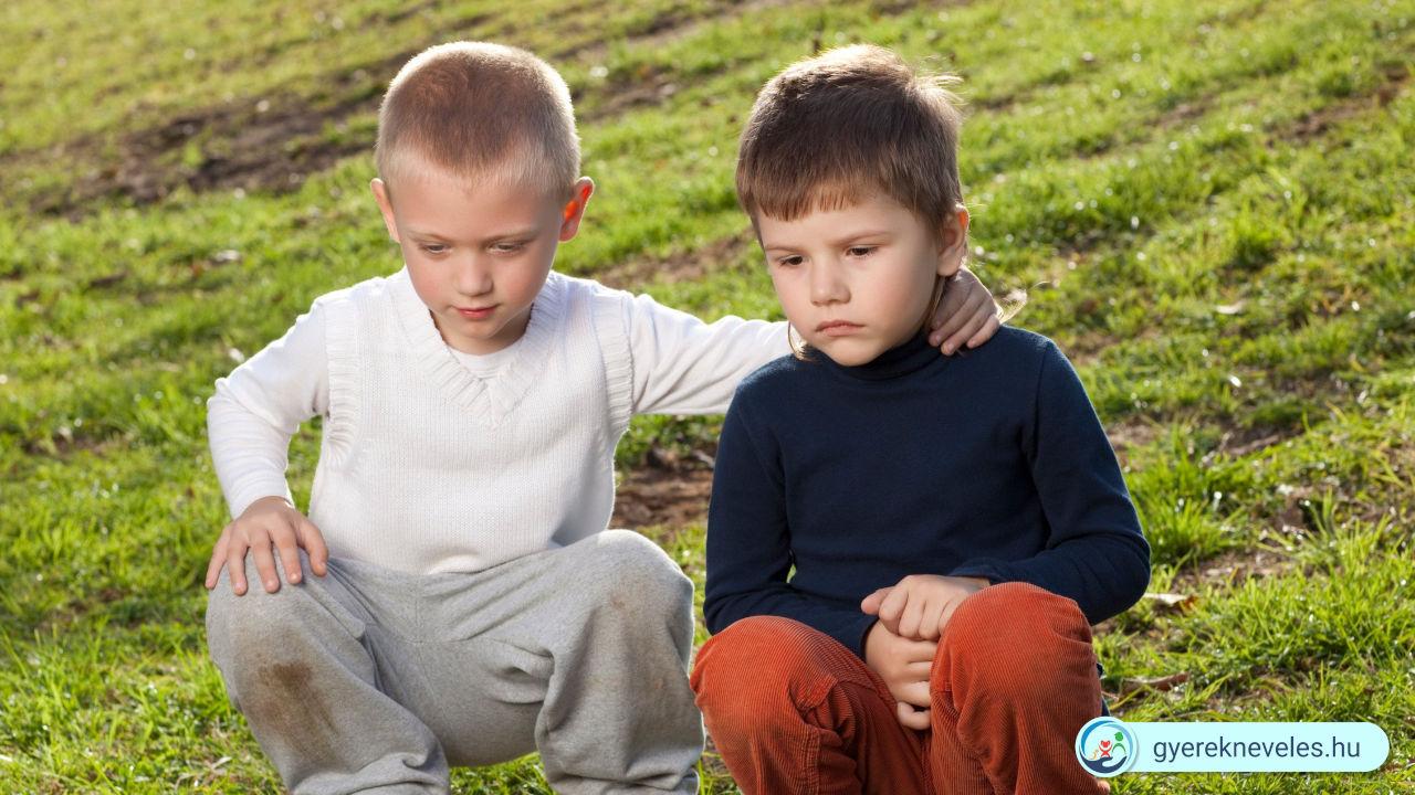 Miért nincsenek a gyereknek barátai - Gyereknevelés