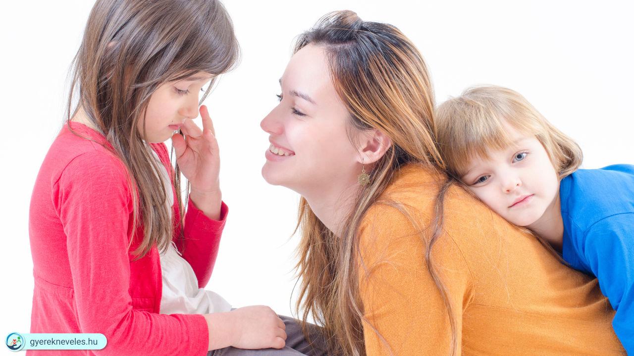 Egyedülálló szülő és gyereknevelés
