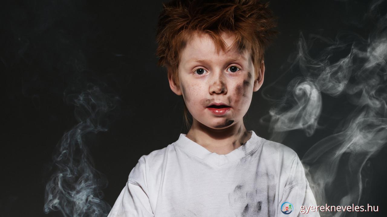 Rossz gyerek - Gyereknevelés