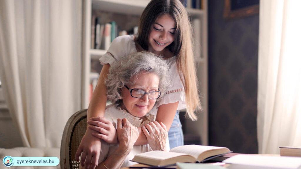 Nagymama és a gyereknevelés
